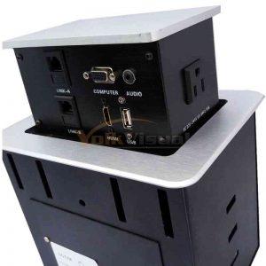 Caja de Conexiones YV-H10 (Plata)