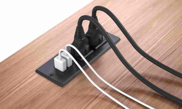 Multicontactos para escritorio YV-301S