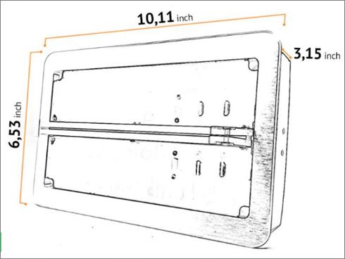 Multicontactos Para Escritorio YV-210S