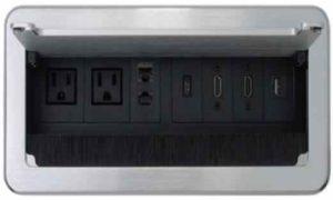 Multicontactos Para Escritorio YV-205S