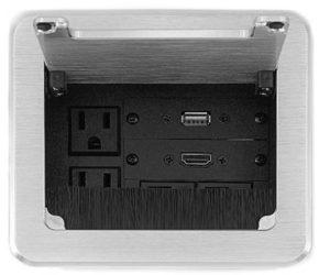 caja de conectividad para mesa de juntas mexico