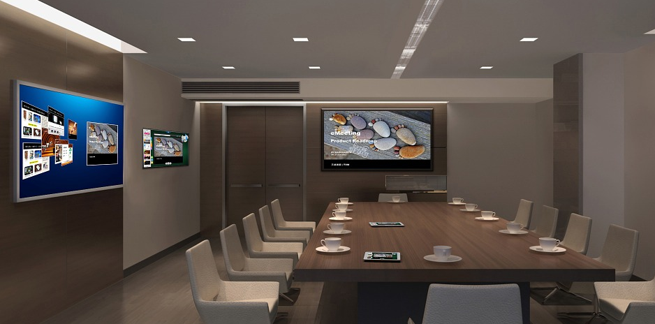 tipos de multicontactos en salas de conferencias
