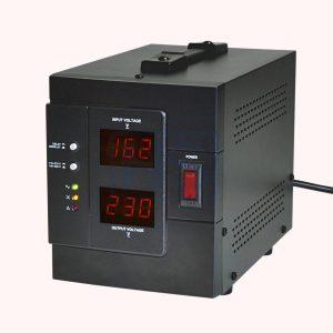 funcionamiento de un regulador de voltaje